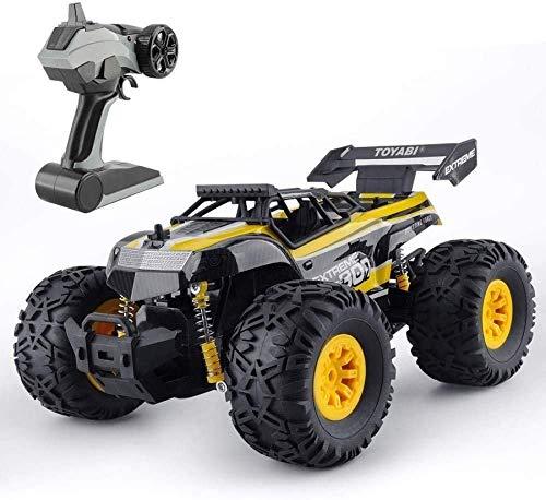 yanzz 2WD Vehículo de Control Remoto de Alta Velocidad Eléctrico Recargable 2.4G...
