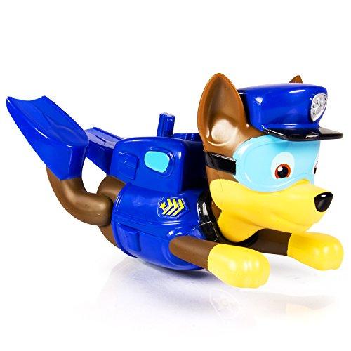 PAW PATROL Paddlin' Pups Bath Toy - Chase