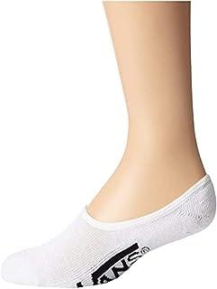Men's, Classic Super No-Show Socks - 3 Pack - White/Black...