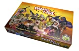Shoot Your Friends/Panic Fire - Fast Paced Shoot-Out Party Board Game - Includes Electronic Toy Gun W/ Scope - Quick Game 15 Minutes Or Less for Family, Friends, Teens, Adults, Kids - 2 to 5 Players