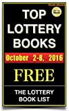 This Week's Top Lottery Books: October 2 - 8, 2016 (The Top Lottery Book List 1) (English Edition)