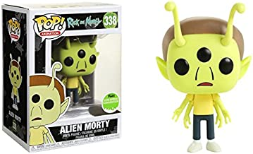 alien morty funko pop