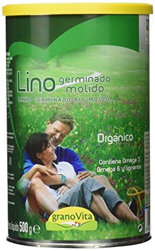 Linwoods - Semilla de Lino Triturada Orgánica 425g - Paquete