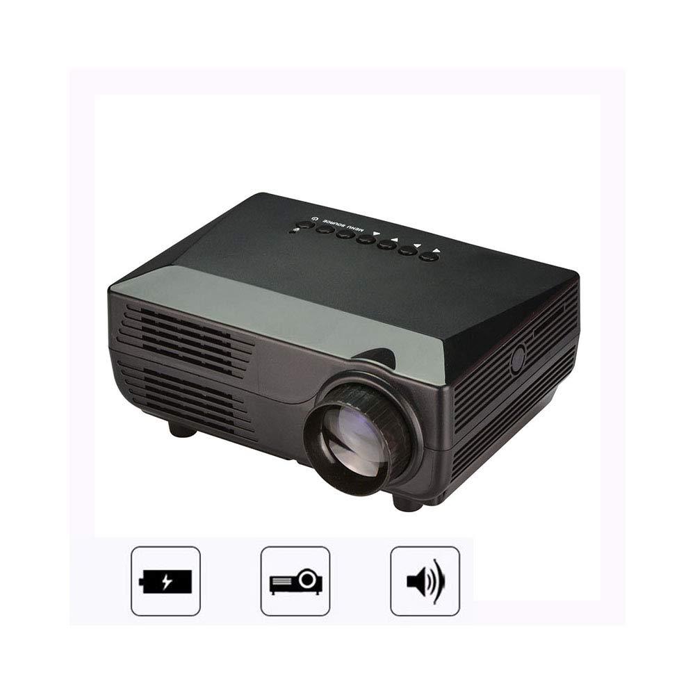 Link Co No Hay Pantalla de proyector de TV Full HD LED 1080P Dispositivo móvil conectable Apoyar la proyección Exterior Entretenimiento para el Hogar: Amazon.es: Hogar