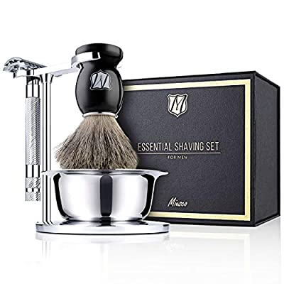 Miusco Men's Wet Shaving