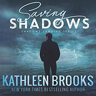 Saving Shadows audiobook cover art