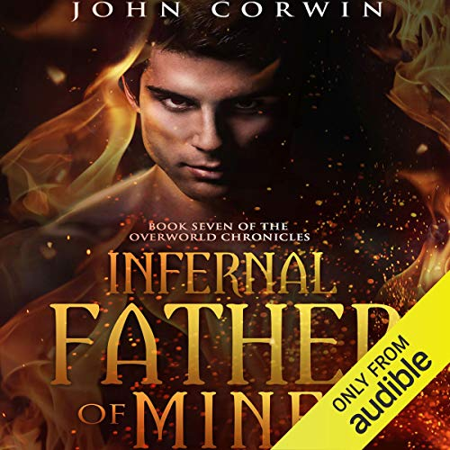 Infernal Father of Mine audiobook cover art