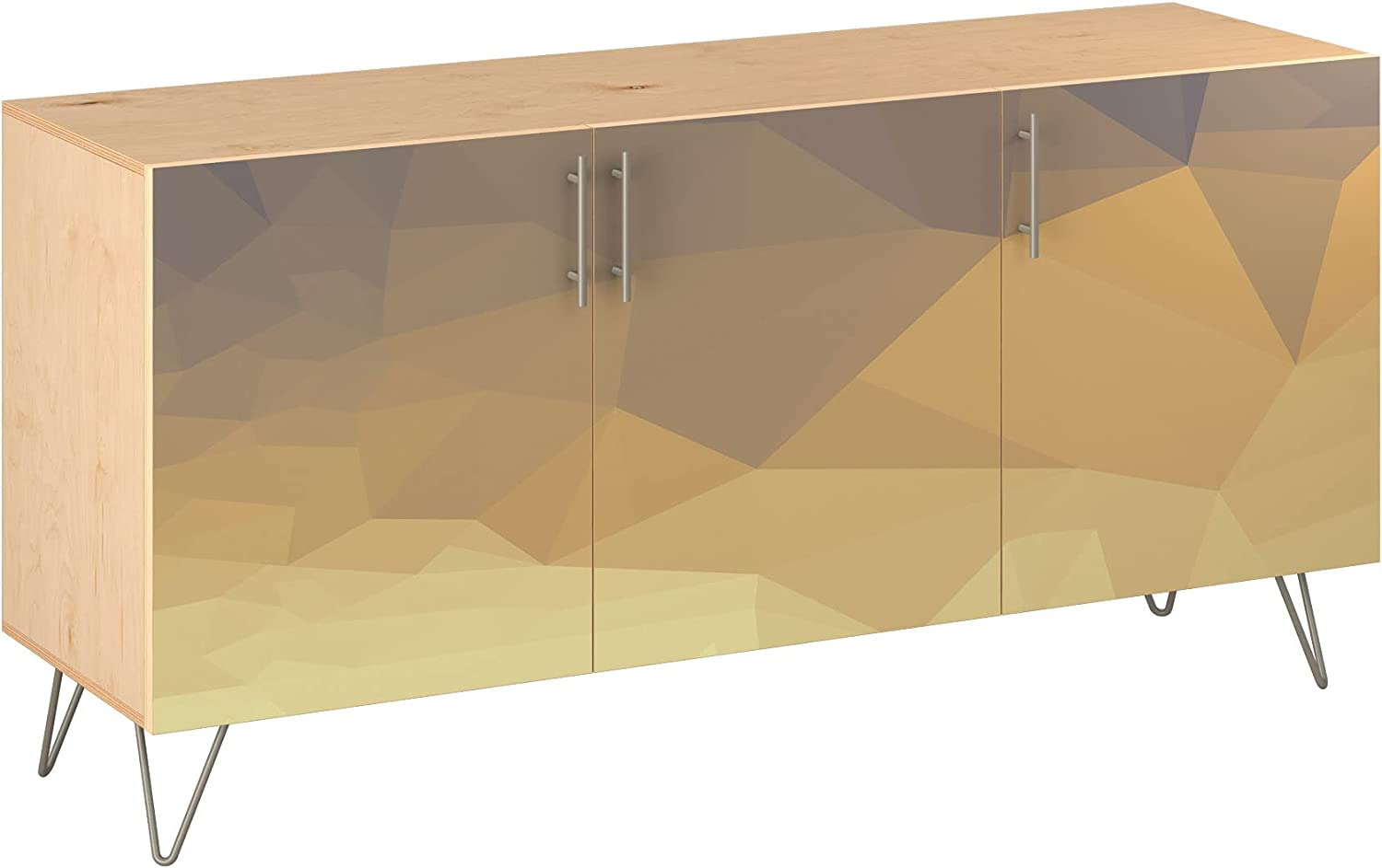 Poppy Sideboard - Natural Velma Design 5 Daily bargain sale Sty Colors Base 11 Direct stock discount in