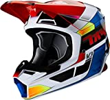 V1 Yorr Helmet, Ece Blue/Red