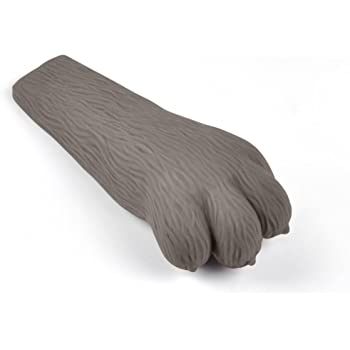 Fred HERE KITTY Cat Paw Door Stop