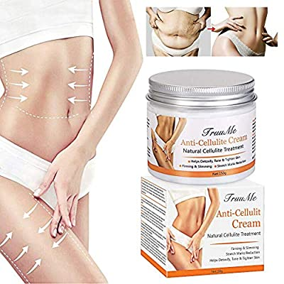 Cellulite Cream, Anti Cellulite Cream, Slim Cream, 150g Professional Cellulite And Firming Cream, Natural Cellulite Cream for Thighs, Buttocks,Tummy Reduce the Appearance Of Cellulite