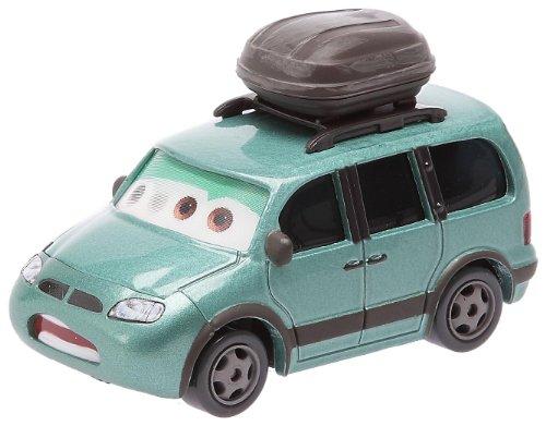 Cars - R1431 - Vehicule Miniature - Voiture - Yeux Lenticulaires - Van