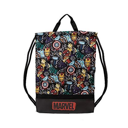 KARACTERMANIA Marvel Trend-Storm Turnbeutel Griffe, Multicolour