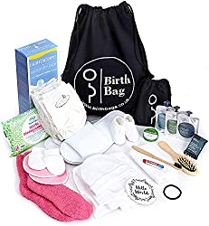 Pre-Packed Maternity Bag Essentials
