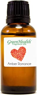 1 fl oz Amber Romance Fragrance Oil (Glass Bottle w/Euro Dropper) - GreenHealth