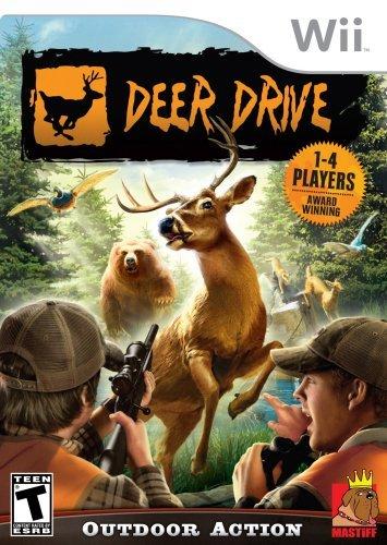 Deer Drive - Nintendo Wii by Mastiff