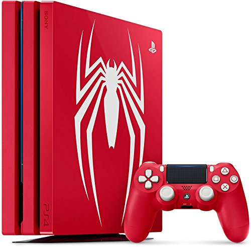 Console PlayStation Spider-Man Ensemble PS4 Pro à Édition Limitée - 1