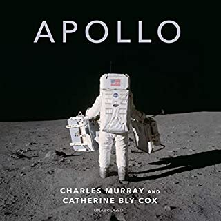 Apollo audiobook cover art