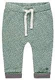 Noppies Baby-Unisex Pants Comfort Hose besonders weichem Material Gummibund und Tunnelzug (Grey Mint (C175), 68)