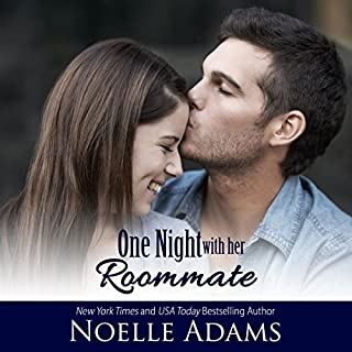 One Night with Her Roommate cover art