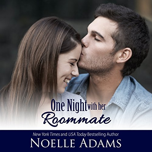 One Night with Her Roommate audiobook cover art