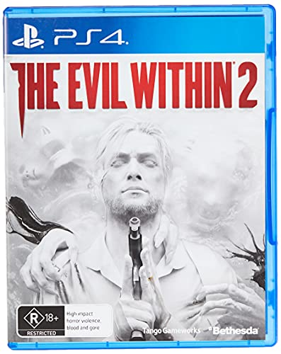 The Evil Within 2 Game (PS4)