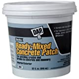 DAP 31090 Rm Concrete Patch Gallon Raw Building Material, Gray
