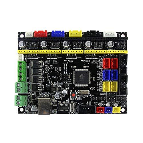 WLYXZQ Accessori stampante 3D accessori scheda madre scheda di controllo MKS GEN-L V1.0 rampe compatibili open source marlin Stampante 3D FAI DA TE KIT