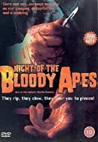 Night of the Bloody Apes [DVD]
