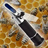 RIFRATTOMETRO/REFRACTOMETER ANALSI DEL MIELE R03