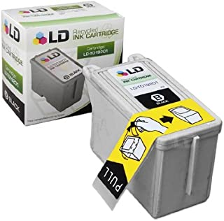 LD Remanufactured Ink Cartridge Replacement for Epson T019 T019201 (Black)