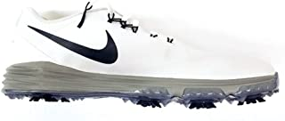 Nike Men's Lunar Command 2 Golf Shoes Cleats Size 13 White/Wolf Grey/Blue