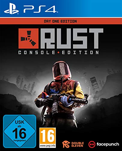Rust Day One Edition (PlayStation PS4)