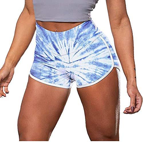 NIGHTMARE Pantalones de Yoga para Gimnasio Leggings Sexis de Gimnasio para Mujer Pantalones de Yoga de Cintura Alta Leggings de Gimnasio Sexis para Mujer Control de Barriga S