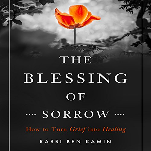 The Blessing of Sorrow audiobook cover art