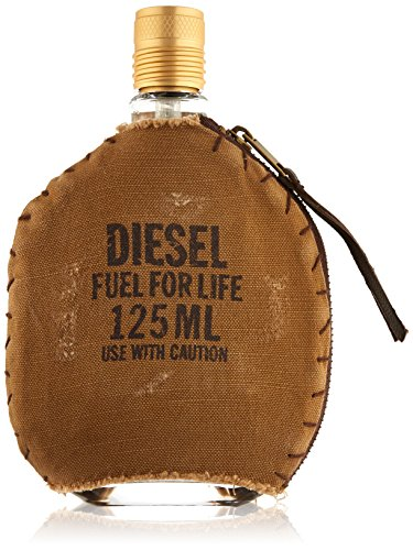 Price comparison product image Diesel Fuel for Life for Men Eau de Toilette Spray,  4.2 Ounces