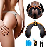 EGEYI EMS Fessier Hanche,Hip Stimulator Trainer,Electrostimulateur Musculaire Fesser,Hips Trainer Massage Ceinture Home...