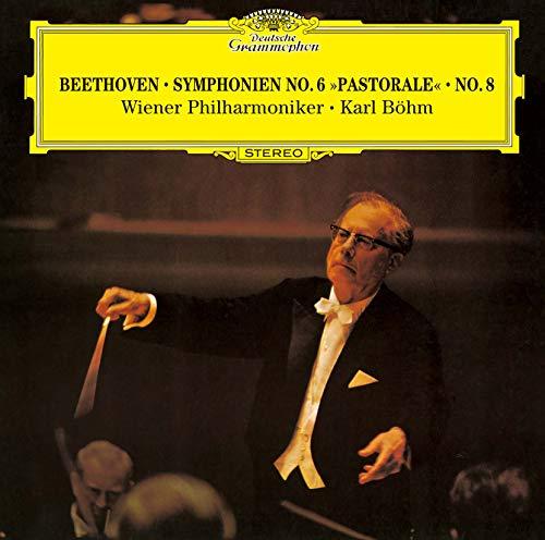 ベートーヴェン: 交響曲第6番《田園》・第8番 - カール・ベーム