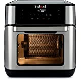 Instant Vortex Plus 7-in-1 Air Fryer, Toaster Oven, and Rotisserie Oven, 10 Quart, 7 Programs,…