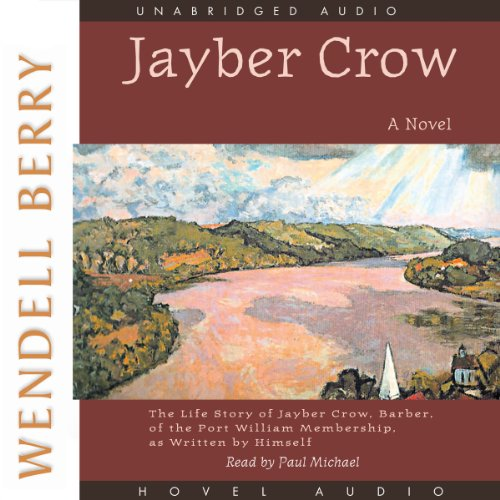 Jayber Crow cover art