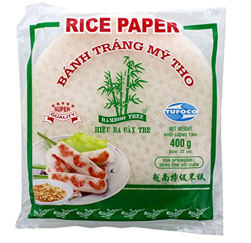 Bamboo Tree Reispapier 22cm 400g