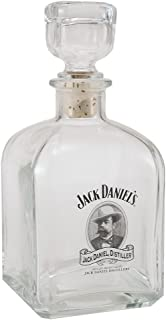 Jack Daniel's Licensed Barware Cameo Logo Decanter