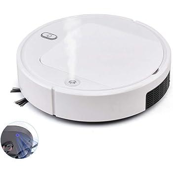 Festnight Robot Aspirador Tipo de Spray Luz UV Limpieza automática, 4 en 1 Escoba, Aspiradora, Paño Limpio y Spray de Goteo Robots USB Irrompibles para Pisos Alfombras Cabello: Amazon.es: Deportes y aire