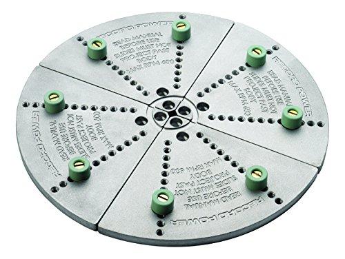 Rikon Power Tools 78–37762377Mega Kiefer wieder Paket mit Winkel Puffer