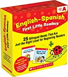 English-Spanish First Little Readers: Guided Reading Level A (Parent Pack): 25 Bilingual B...