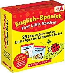 English-Spanish First Little Readers box set