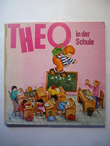 Theo in der Schule.