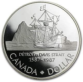 1987 canada dollar coin