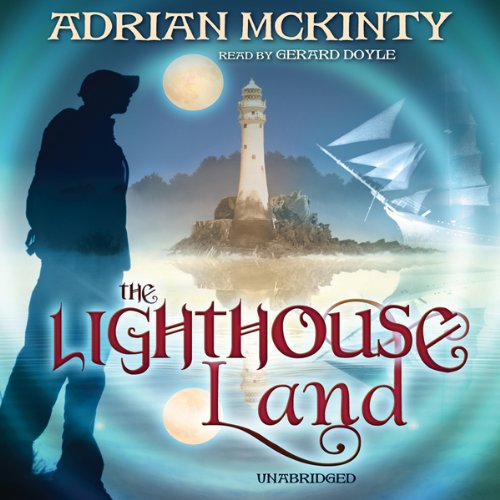 The Lighthouse Land audiobook cover art