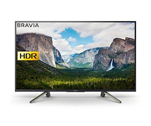 professionnel comparateur Téléviseur intelligent Full HD HDR avec lecture TNT KDL43WF66343H de Sony BRAVIA – Noir choix